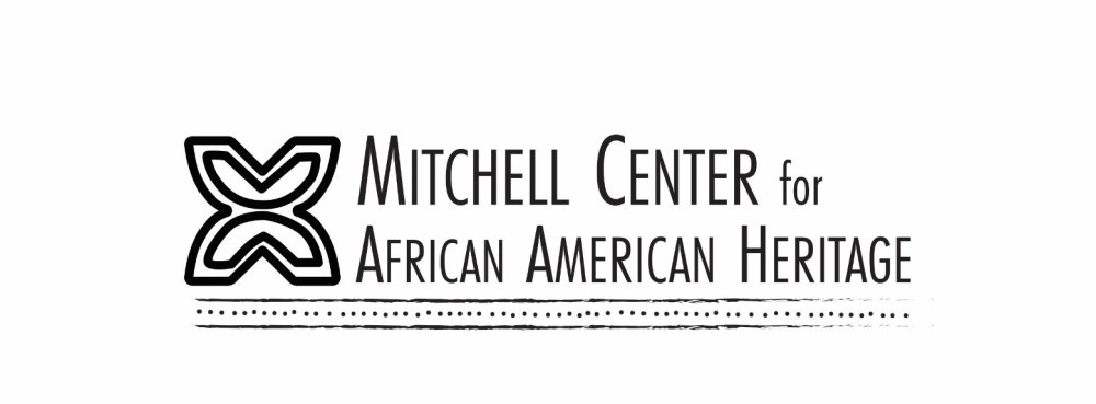 Logo for the Mitchell Center for African American Heritage